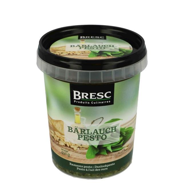 Pesto à l'ail des ours 450g