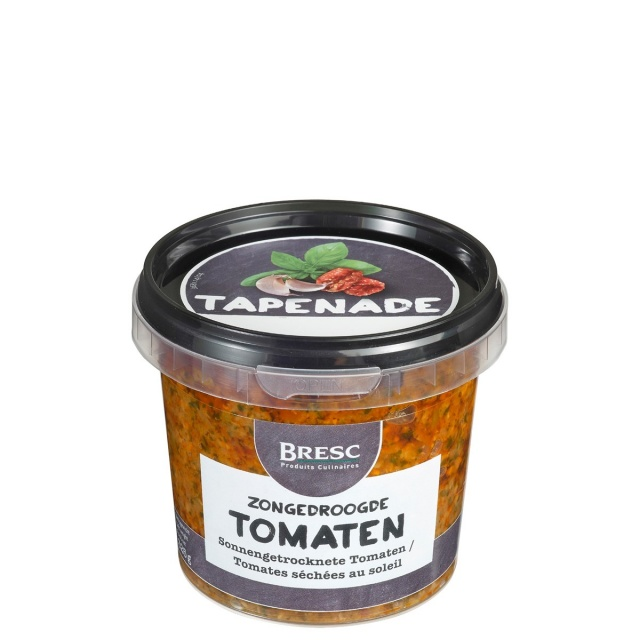 Zongedroogde tomatentapenade 325g